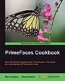 PrimeFaces Cookbook
