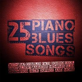 25 Piano Blues Songs