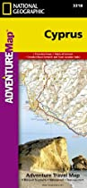 Cyprus: National Geographic: Adventure Map (National Geographic: Adventure Map (3318))