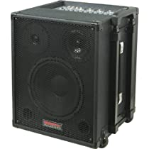 Nady RPA-4 Four Channel One Piece Portable Sound System, 100 Watts