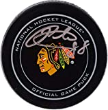 Patrick Kane Chicago Blackhawks Autographed Official Game Puck - Fanatics Authentic Certified - Autographed NHL Pucks
