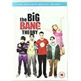 "Big Bang Theory - Series 2 - Complete [4 DVDs] [UK Import]von ""Johnny Galecki"""