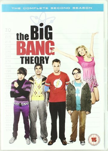 Big Bang Theory - Season 2 Complete [DVD]