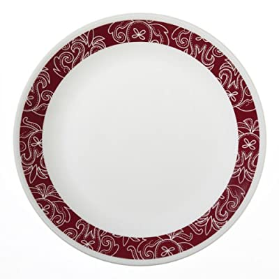 Corelle Bandhani Lunch Plate