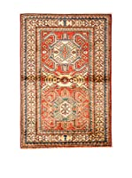 Navaei & Co. Alfombra Kazak Super Rojo/Multicolor 117 x 79 cm
