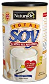 Naturade Total Soy All Natural Meal Replacement French Vanilla