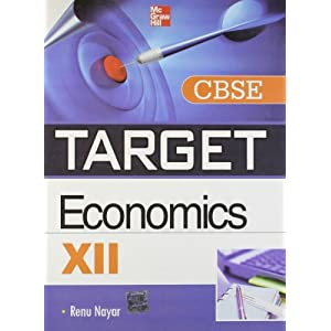 CBSE TARGET Economics for Class XII