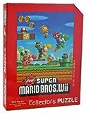 任天堂スーパーマリオジグソーパズルマリオブラザーズWiiの  Nintendo Super Mario Jigsaw Puzzle Mario Bros Wii