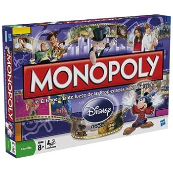 Monopoly Disney (Spanische Version) jetzt kaufen