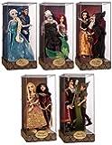 Disney Fairytale Designer Collection Doll Good vs. Evil Set 2015 Limited Edition D23 Release
