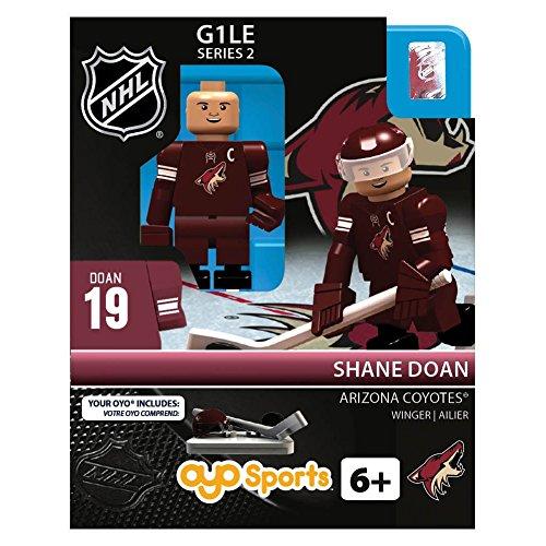 Shane Doan NHL Arizona Cayotes Oyo G1S2 Minifigure