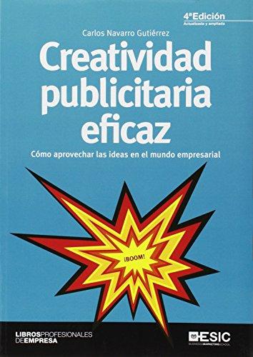 CREATIVIDAD PUBLICITARIA EFICAZ