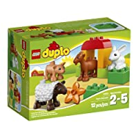 DUPLO LEGO Ville 10522 Farm Animals from DUPLO LEGO Ville