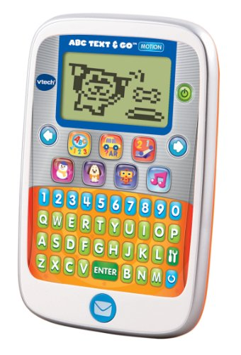 VTech ABC Text and Go Motion, Orange - 1