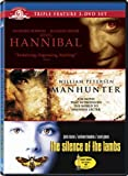 Hannibal Lecter Triple Feature (Hannibal / Manhunter / The Silence of the Lambs)