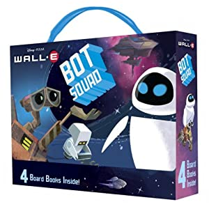 Bot Squad WALL-E Friendship Box!