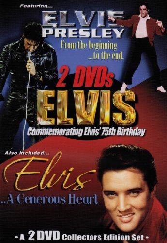 Elvis Presley - Elvis Presley From The Heart (Great Love Songs) - Zortam Music