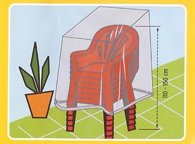 Schutzhülle Abdeckhaube Hülle für Stuhl- und Relax von MKL - Gartenmöbel von Du und Dein Garten