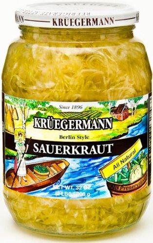 Sauerkraut 32 fl oz