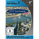 "Flight Simulator X - VFR Germany 1: West (DVD-ROM)von ""Aerosoft"""