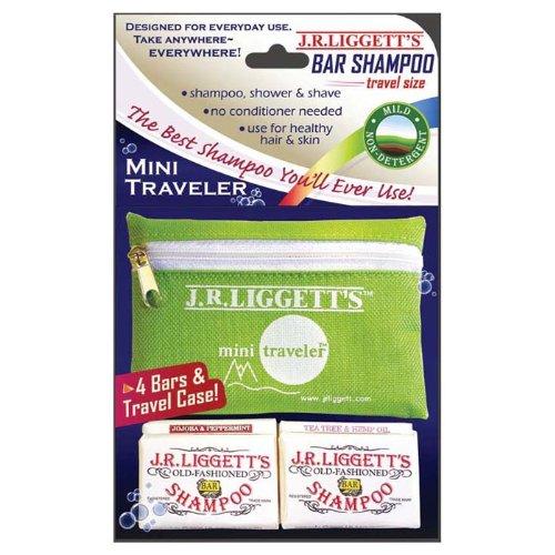 J.R. Liggett Travel Mini Traveler Pack front-1041572