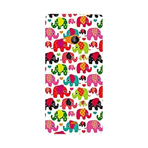 Phone Candy Designer Back Cover with direct 3D sublimation printing for Microsoft Lumia 535
