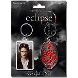 Neca - 22060 - Twilight - Porte-clé - 2 - Edward et Crest