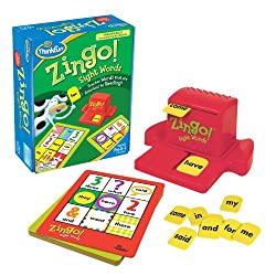 [Best price] Games - Zingo Sight Words - toys-games