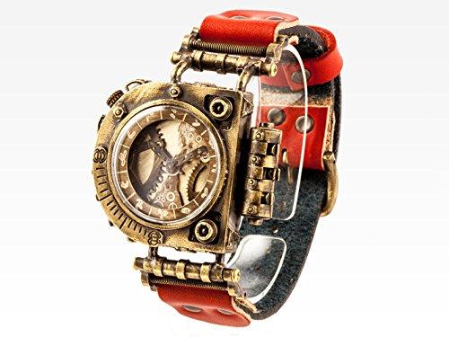 王立宇宙軍時計 オネアミスモデル 腕時計 アニメ「王立宇宙軍オネアミスの翼」公式コラボウォッチ 時計作家KS 手作り時計のJHA