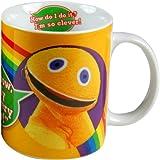 Rainbow's Zippy Mug, You Know I'm Really Very, Very Clever!