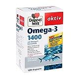 Doppelherz Omega-3 1.400 Kapseln 120 stk
