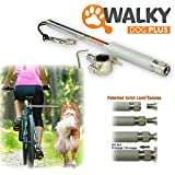 WalkyDog Dog Bicycle Exerciser Leash Hands Free Leash
