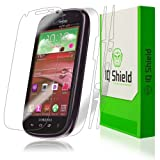 IQ Shield LIQuidSkin - Samsung Galaxy Stratosphere 2 Screen Protector + Full Body (Front and Back) - High Definition (HD) Ultra Clear Phone Smart Film - Premium Protective Screen Guard - Extremely Smooth / Self-Healing / Bubble-Free Shield - Kit comes with Retail Packaging and 100% Lifetime Replacement Warranty (For: Verizon)
