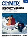 Clymer Publishing Mercury/Mariner 4-90 HP 4-Stroke Outboards, 1995-2000: Outboard Shop Manual (Clymer's Official Shop Manual)