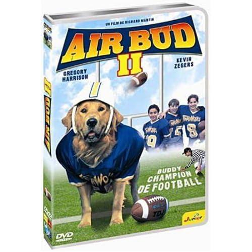 """[Disney] La Saga """"Air Bud"""" (2 films + 12 suites vidéos de 1997 à 2012) 51tXaZgi5qL._SS500_"""