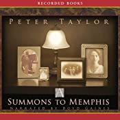 A Summons to Memphis | [Peter Taylor]
