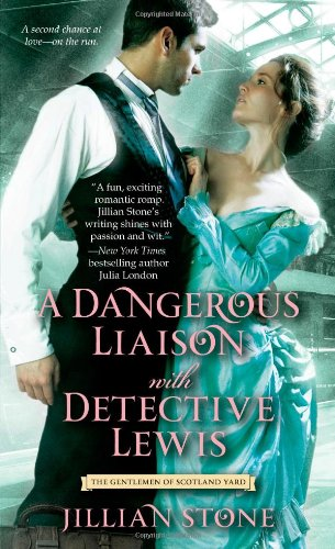 Image of A Dangerous Liaison with Detective Lewis (The Gentlemen of Scotland Yard)
