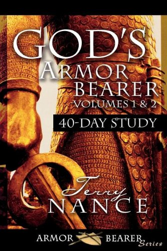 God's Armorbearer 40-Day Devotional and Study Guide (Armor Bearer)