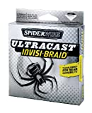 Spiderwire Ultracast Fishing Line, 15-Pound Test, 125-Yard Spool, Clear