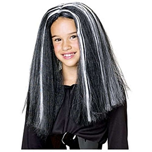 Paper Magic Group Glo-Streaks Witch Wig,One Size Fits Most - 1