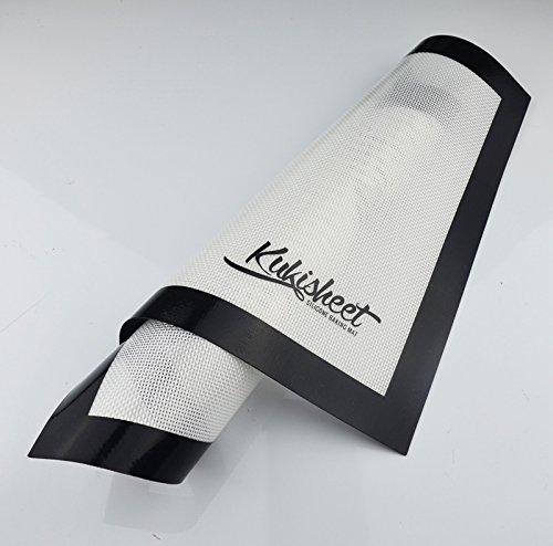 Kukisheet Silicone Baking Mat 16 25 X 11 5 Inches