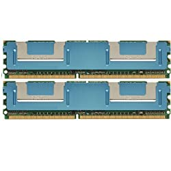 4GB 2x2GB Memory RAM ECC FULLY BUFFERED for Dell Precision Workstation T7400 (MAJOR BRANDS)