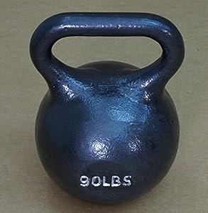 90 lb. Wide Handle Kettlebell
