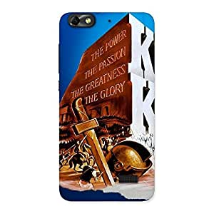 Special King Power Back Case Cover for Honor 4C