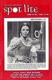 "Claire Bloom ""A DOLL'S HOUSE"" Henrik Ibsen 1971 Philadelphia ""Spotlite"" Magazine"
