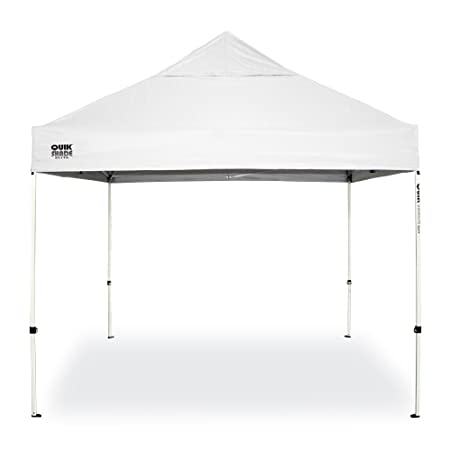 GAZEBO PLEGABLE QUIK SHADE 3 X 3 MT-MOD. ELITE COLOR BLANCO