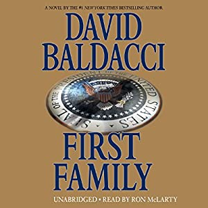 First Family Audiobook
