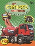 echange, troc Langue au chat - Mes camions préférés : Un livre de stickers super fun !