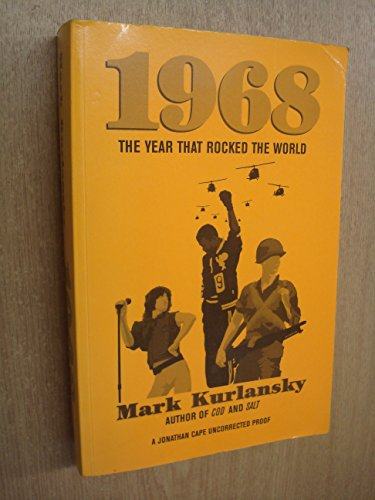1968 The Year That Rocked The World descarga pdf epub mobi fb2