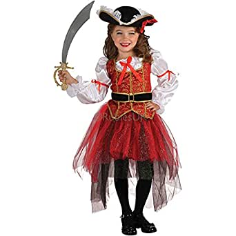LE-super Halloween Xmas Cosplay Cutie Child Costume Princess Of The Seas Costume